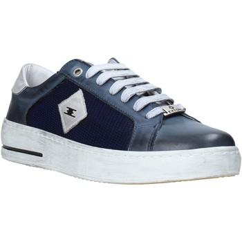 kengät Miehet Matalavartiset tennarit Exton 177 Sininen