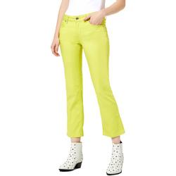 vaatteet Naiset Chino-housut / Porkkanahousut Liu Jo WA0185 T7144 Keltainen
