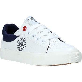kengät Lapset Matalavartiset tennarit Fred Mello S20-SFK306 Valkoinen