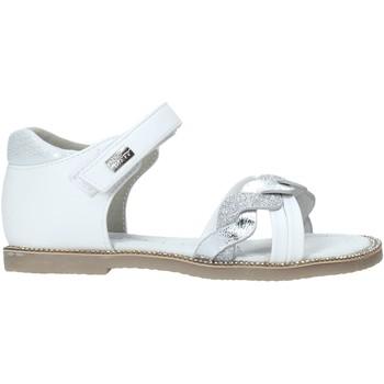 kengät Tytöt Sandaalit ja avokkaat Miss Sixty S20-SMS752 Valkoinen