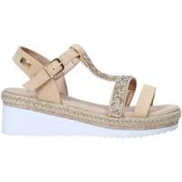 kengät Tytöt Sandaalit ja avokkaat Miss Sixty S20-SMS785 Kulta