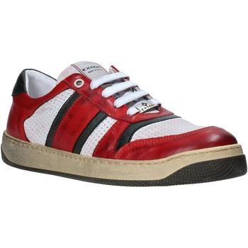 kengät Miehet Matalavartiset tennarit Exton 310 Punainen