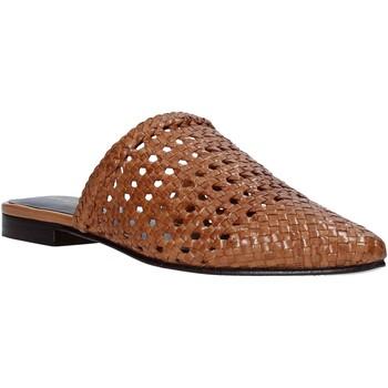 kengät Naiset Puukengät Marco Ferretti 161357MF Ruskea