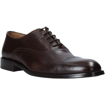 kengät Miehet Derby-kengät Marco Ferretti 141113MF Ruskea