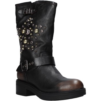kengät Naiset Nilkkurit Cult CLE104131 Musta