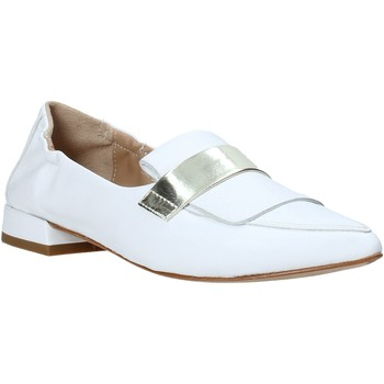 kengät Naiset Mokkasiinit Mally 6926 Valkoinen