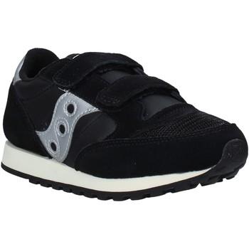 kengät Lapset Matalavartiset tennarit Saucony SK262124 Musta