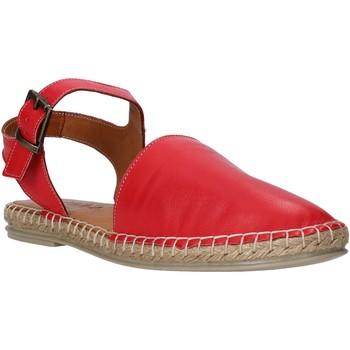 kengät Naiset Sandaalit ja avokkaat Bueno Shoes 9J322 Punainen