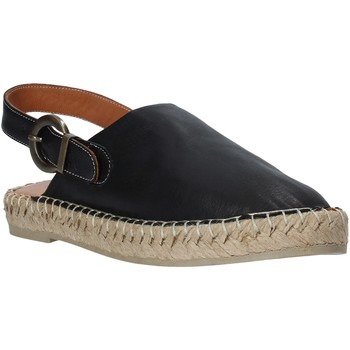 kengät Naiset Sandaalit ja avokkaat Bueno Shoes L2901 Musta