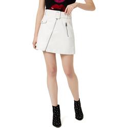 vaatteet Naiset Hame Liu Jo WA0015 E0392 Valkoinen