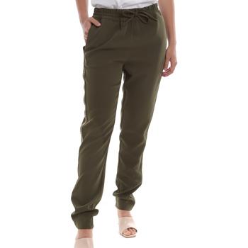 vaatteet Naiset Chino-housut / Porkkanahousut Liu Jo WA0169 T7982 Vihreä