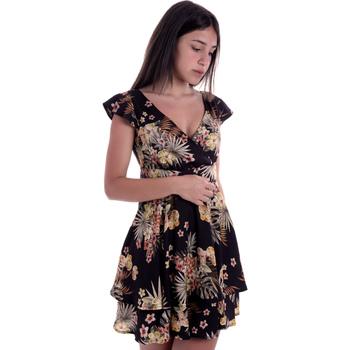 vaatteet Naiset Lyhyt mekko Liu Jo FA0303 T4031 Musta