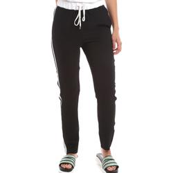 vaatteet Naiset Verryttelyhousut Liu Jo TA0205 T8552 Musta