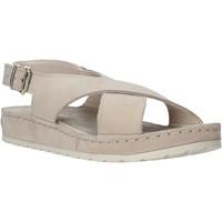 kengät Naiset Sandaalit ja avokkaat Lumberjack SW83506 002 D01 Beige