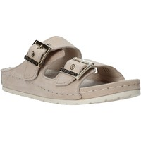 kengät Naiset Sandaalit Lumberjack SW83506 001 D01 Beige