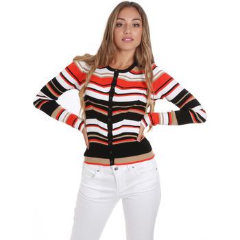 vaatteet Naiset Neuleet / Villatakit Liu Jo MA0084 MA99E Oranssi
