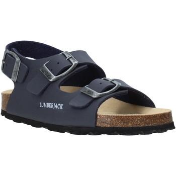 kengät Lapset Sandaalit ja avokkaat Lumberjack SB78706 001 S03 Sininen