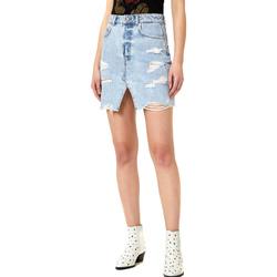 vaatteet Naiset Hame Liu Jo FA0351 D4343 Sininen