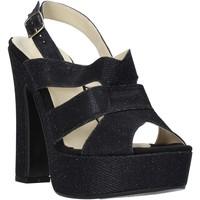 kengät Naiset Sandaalit ja avokkaat Esther Collezioni ELE 084 Musta