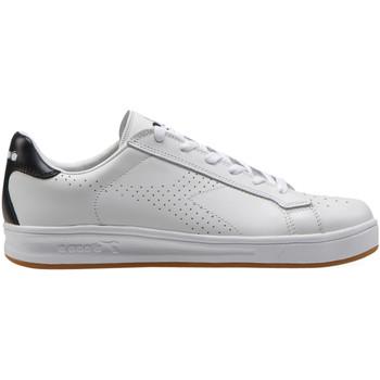kengät Miehet Matalavartiset tennarit Diadora 501173704 Valkoinen