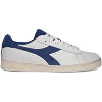 kengät Miehet Matalavartiset tennarit Diadora 501174764 Valkoinen
