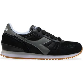 kengät Naiset Matalavartiset tennarit Diadora 501174337 Musta