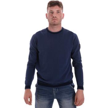 vaatteet Miehet Neulepusero Navigare NV00217 30 Sininen