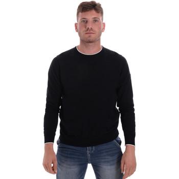 vaatteet Miehet Neulepusero Navigare NV00221 30 Sininen