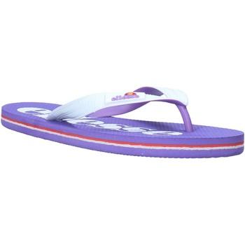 kengät Naiset Varvassandaalit Ellesse OS EL01W70404 Violetti