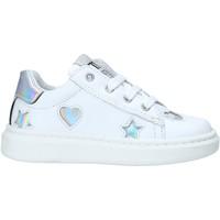kengät Lapset Matalavartiset tennarit Melania ME1280B0S.A Valkoinen