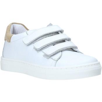 kengät Lapset Matalavartiset tennarit Melania ME2249D0S.Y Valkoinen