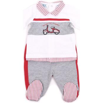 vaatteet Lapset Kokonaisuus Melby 20Q7330 Punainen