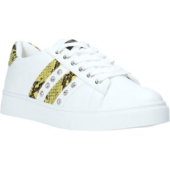 kengät Naiset Matalavartiset tennarit Gold&gold A20 GA243 Valkoinen