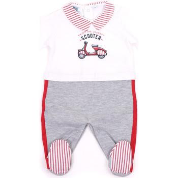 vaatteet Lapset Kokonaisuus Melby 20N7320 Punainen