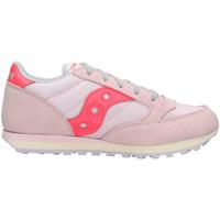 kengät Lapset Matalavartiset tennarit Saucony SK162482 Vaaleanpunainen