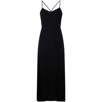 vaatteet Naiset Pitkä mekko Calvin Klein Jeans J20J213630 Musta