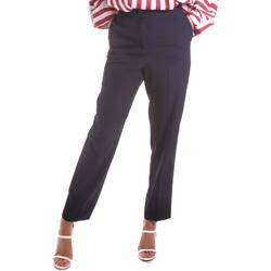 vaatteet Naiset Chino-housut / Porkkanahousut Liu Jo WA0398 T4164 Sininen