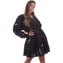 vaatteet Naiset Lyhyt mekko Liu Jo FA0082 T5976 Musta