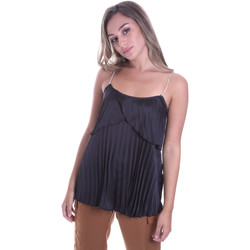 vaatteet Naiset Topit / Puserot Liu Jo FA0115 T5957 Musta