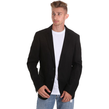 vaatteet Miehet Takit / Bleiserit Antony Morato MMJA00417 FA400060 Musta