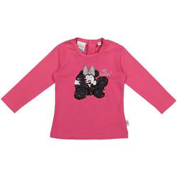 vaatteet Lapset T-paidat pitkillä hihoilla Melby 20C2101DN Vaaleanpunainen