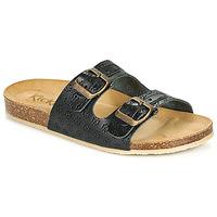 kengät Naiset Sandaalit Kickers ECOLOG Black