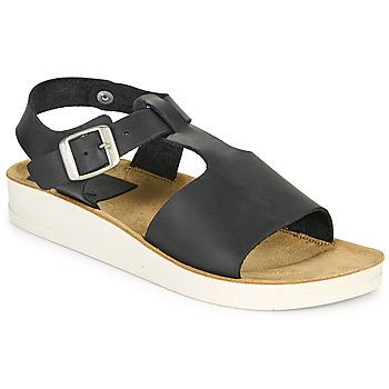 kengät Naiset Sandaalit ja avokkaat Kickers ODILOO Musta