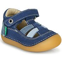 kengät Pojat Sandaalit ja avokkaat Kickers SUSHY Blue
