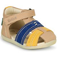kengät Pojat Sandaalit ja avokkaat Kickers BIGBAZAR-2 Laivastonsininen