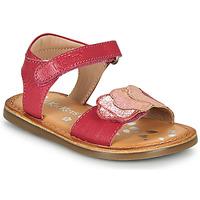 kengät Tytöt Sandaalit ja avokkaat Kickers DYASTAR Pink