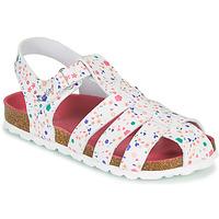 kengät Tytöt Sandaalit ja avokkaat Kickers SUMMERTAN Vaaleanpunainen