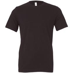 vaatteet Lyhythihainen t-paita Bella + Canvas CV3001 Dark Grey Solid