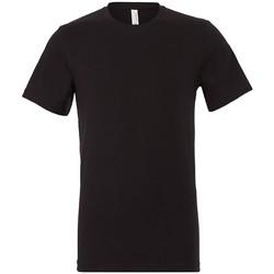 vaatteet Lyhythihainen t-paita Bella + Canvas CV3001 Vintage Black
