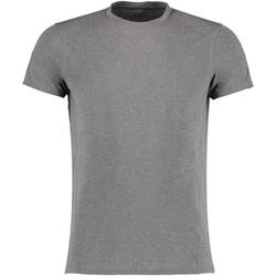 vaatteet Miehet Lyhythihainen t-paita Gamegear KK939 Grey Melange